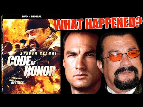 Steven Seagal Fooled Us All (Code of Honor Review)