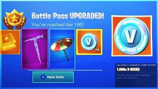 *NEW* Season 7 FREE REWARDS in Fortnite! (Secret Season 7 UNLOCKS & Battlepass Rewards!)