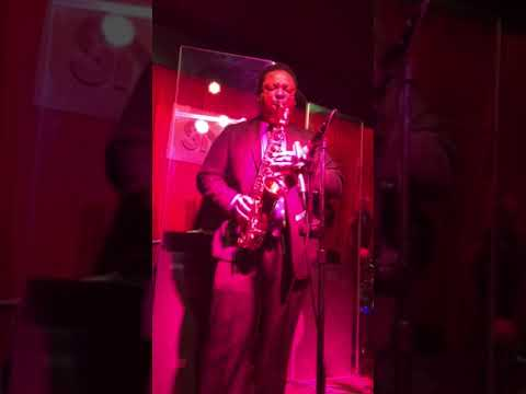 Vincent Herring along with an all star lineup at Smokejazz