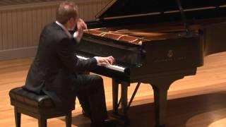 Adam Golka plays Bartok Three Etudes op 18