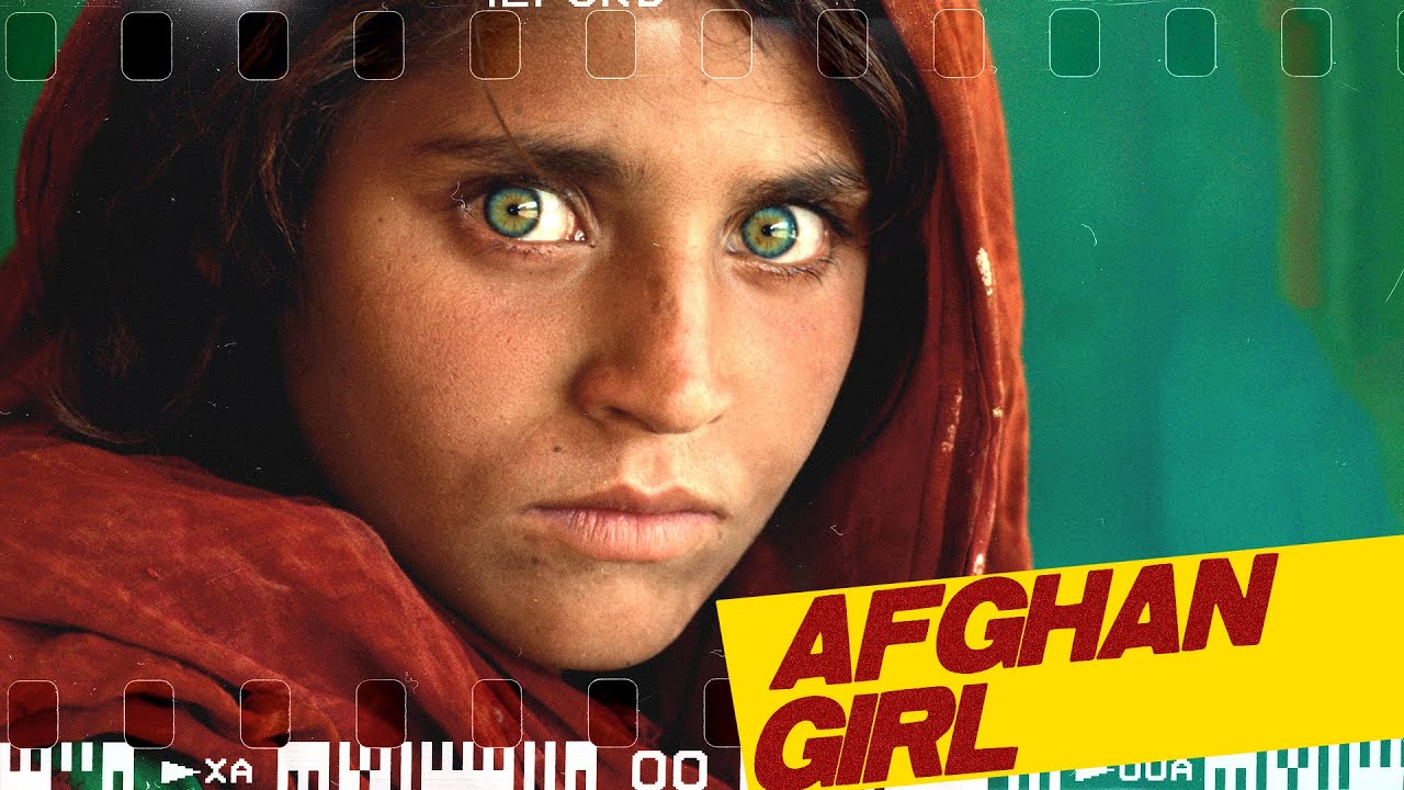 Afghan Girl By Steve McCurry Where Is She Now I ICONIC PHOTOGRAPHS 10