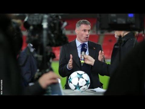 Jamie Carragher: Former Liverpool defender apologises for spitting incident
