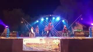 Indonesia pusaka slow reggae angklungstik - Ratu kalinyamat - pesta baratan