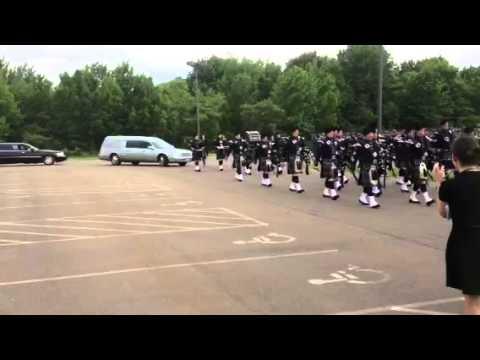 Funeral Service for Trooper Christopher G. Skinner