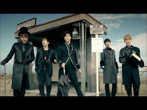 SHINee - �年、ずっとそばにいて・・・」 Music Video