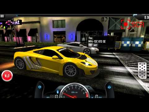 mclaren mp4 12c gt3 special edition. csr racing mclaren mp412c gt3 se game play video mclaren mp4 12c gt3 special edition p