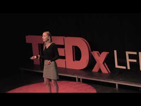 How a student changed her study habits by setting goals and managing time | Yana Savitsky | TEDxLFHS