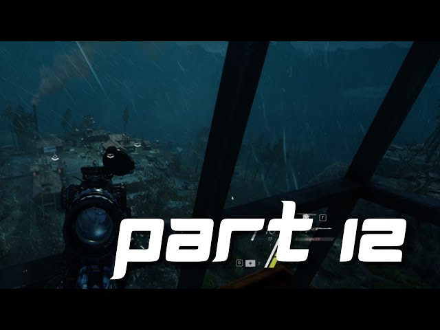 Sniper: Ghost warrior 3 Gameplay part 12 - Backup