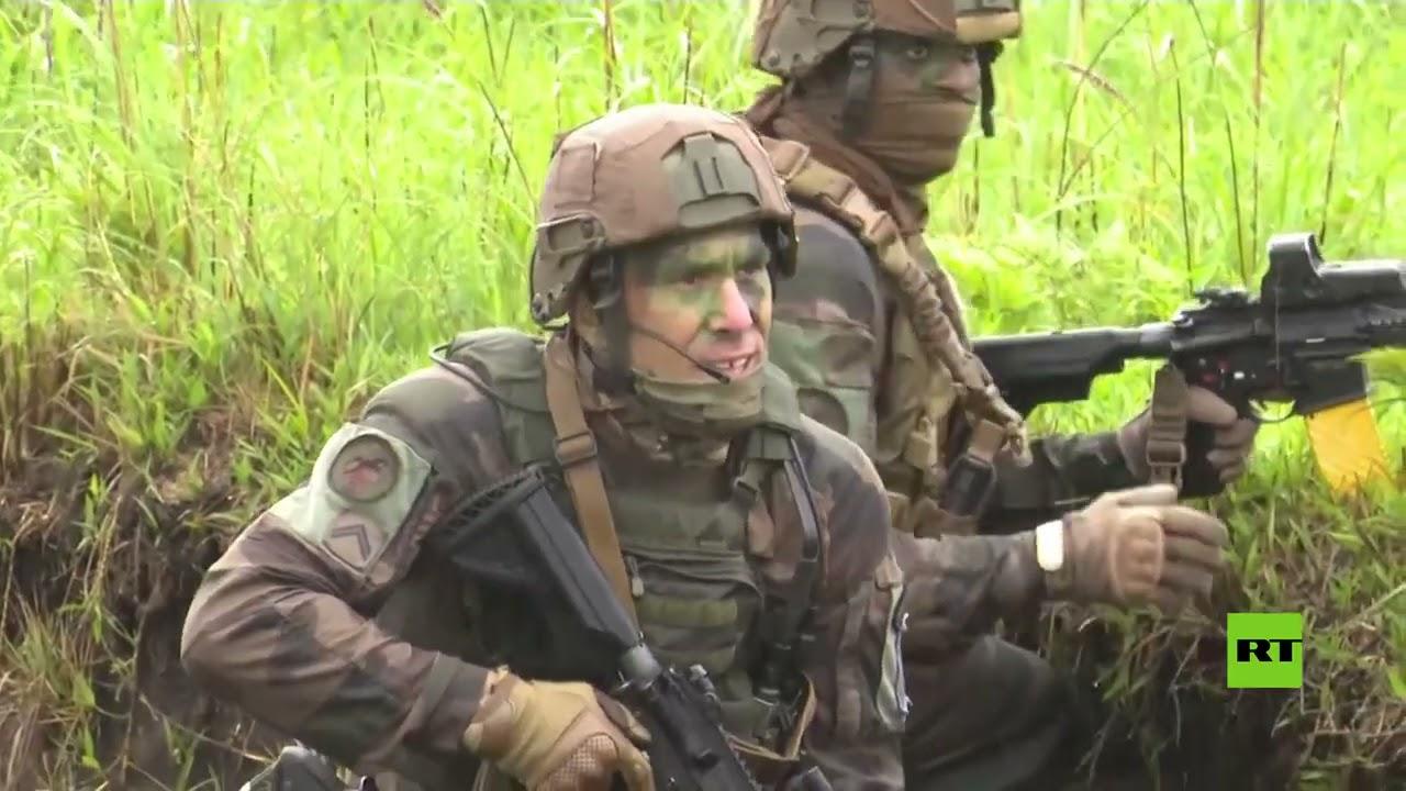 اليابان تجري أول مناورات عسكرية مشتركة مع الولايات المتحدة وفرنسا  - نشر قبل 4 ساعة