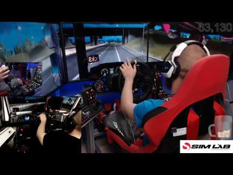 Euro Truck Simulator 2 with dad episode 55