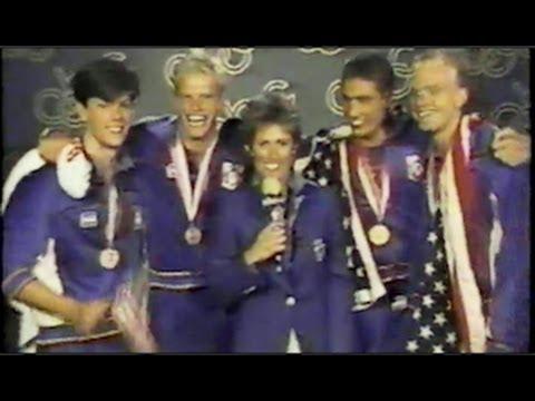 1984 Olympics Men