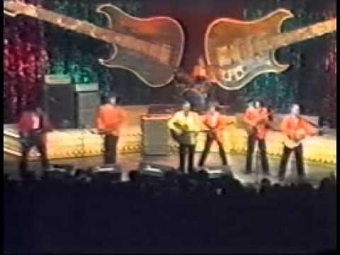 BILL HALEY      Bill Haley live @ Birmingham,England 1979