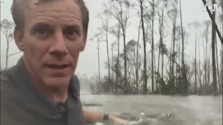 Photographer's family escapes Dorian floodwaters in Bahamas