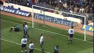 SPURS 1 COVENTRY 2 MAY  11 1997