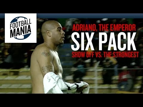 Adriano, The Emperor - Six Pack Show Off Vs. The Strongest