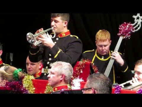 Christmas with the Plymouth Royal Marine Band