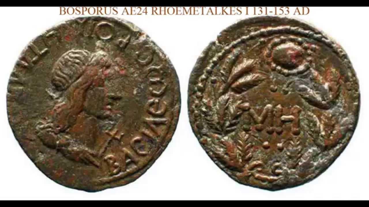 Каталог древнегреческие монеты