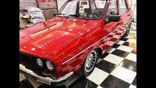 Renault 12 TX Seramik Kaplama - Boya Koruma 2018-2019