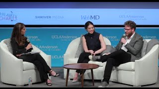 Architects of Change: Seth Rogen, Lauren Miller Rogen & Maria Shriver