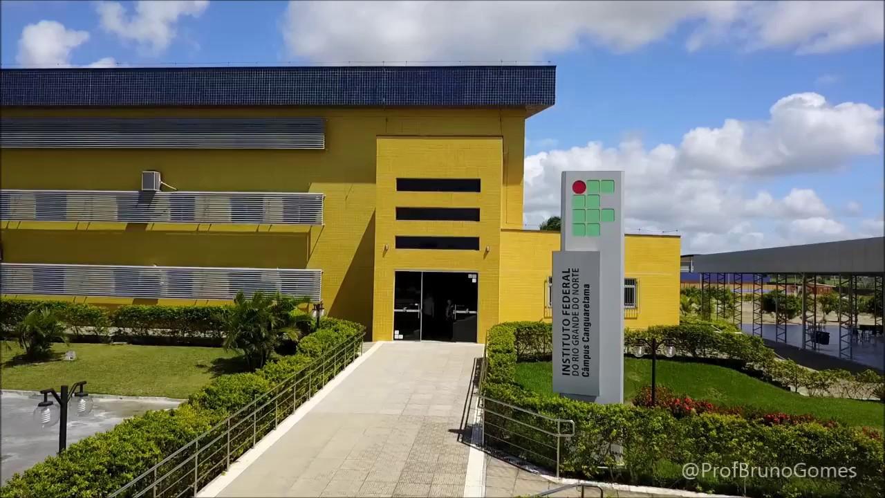 Resultado de imagem para ifrn campus canguaretama