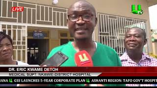 A/R: Nkawie-Toase Gov't Hospital Appeals For Support