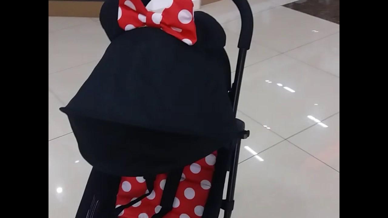 Подробный сравнительный обзор колясок Esspero Summer Lux и BabyZen .