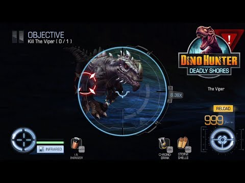 Dino Hunter: Deadly Shores - Part07 - Region 4 All Trophies