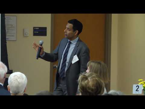 Health Innovation Series: The Silver Tsunami – The Dynamics and Implications
