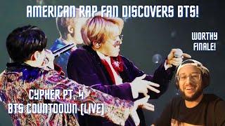 American Rap Fan First Time Listening to BTS 방탄소년단 …