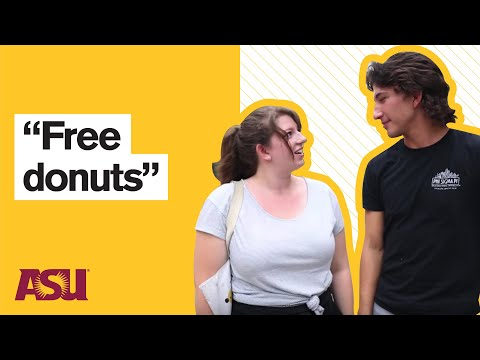 You Asked: What free things are on and around the ASU campus?