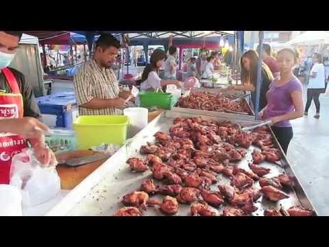 Thailand Street Food Muslim Chicken – Thai Dessert Bangkok