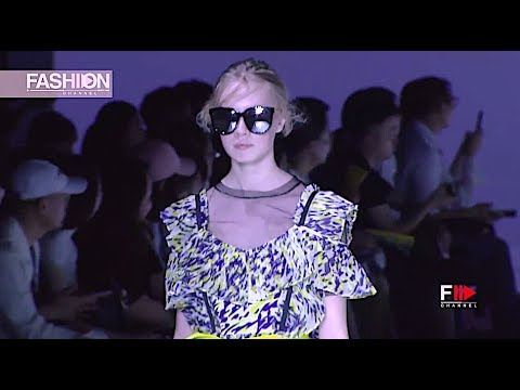 112 MOUNTAINYAM FASHIONALLY COLLECTION #12 HKTDC CENTRESTAGE 2018 Hong Kong - Fashion Channel