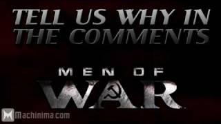 Men of War: Red Tide Debut Trailer (Not Sure)