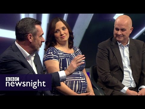 Election DEBATE: Paul Mason, Polly MacKenzie and Iain Dale  - BBC Newsnight