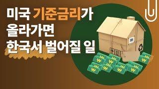 미국이 기준금리를 올렸는데 왜 한국에서 하우스푸어가 늘지?