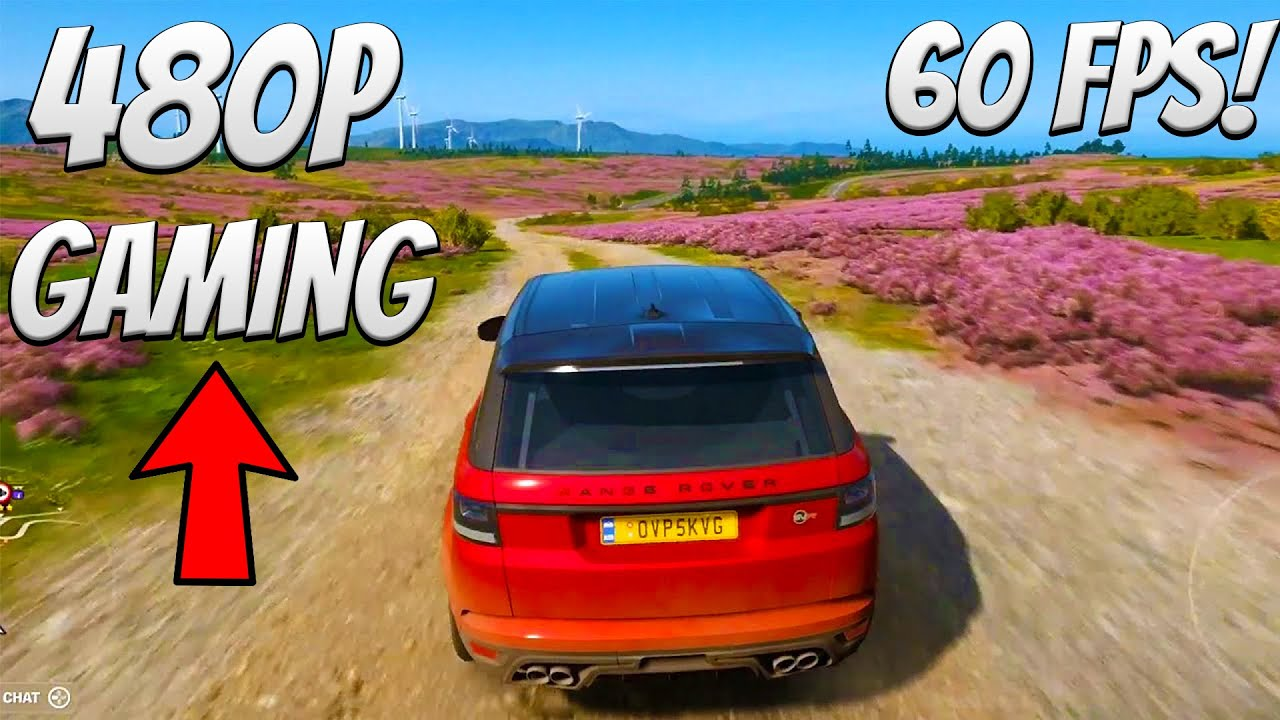 Download GAMING ON 480p! | ➤God Resolution For Low Spec PC Gamers | Why is it the best? | 2020