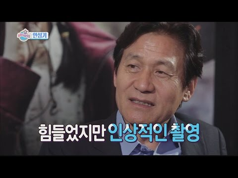 [Section TV] 섹션 TV - Actor Ahn Sung-ki returning to film 'The Hunt'!  20160626