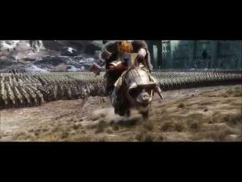 Hobbit Battle of Five Armies   (Sabaton: Union)