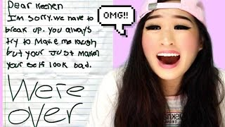 The Funniest Kid Break Up Letters!