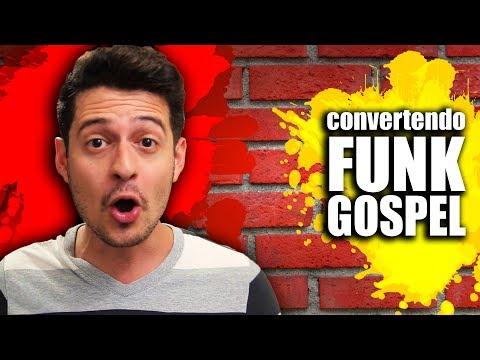 PLAYLIST FUNK GOSPEL - VERSÃO CONVERTIDA -  1