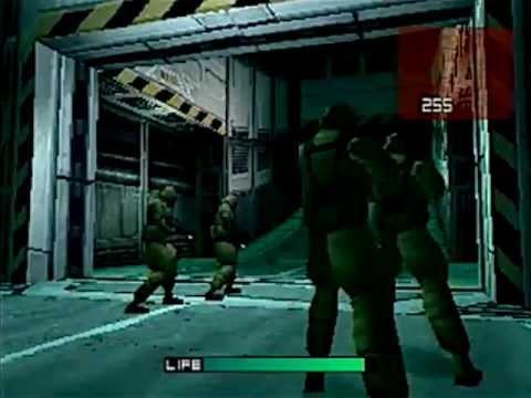 Metal Gear Solid - E3 1997 Trailer - PSone