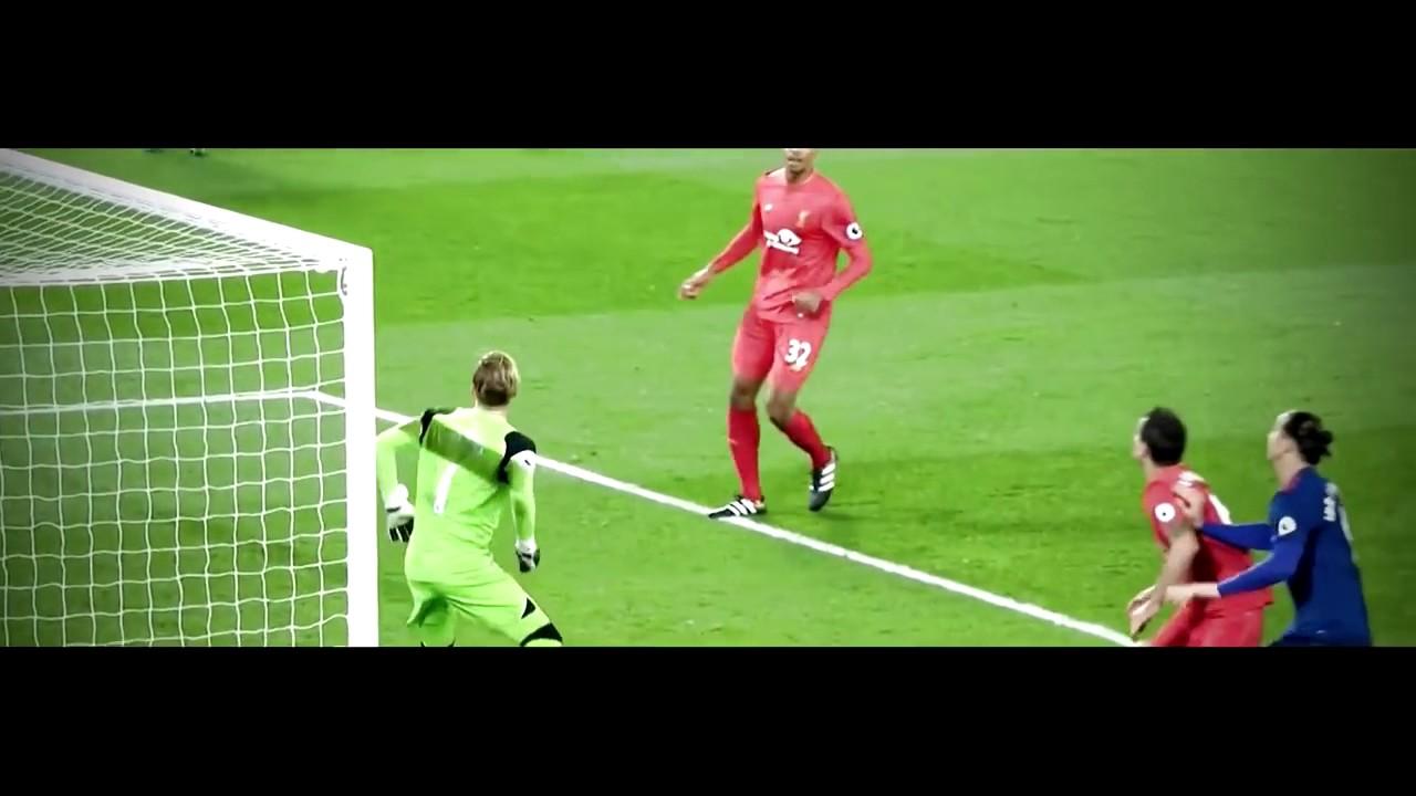 Download Zlatan Ibrahimovic vs Liverpool (Away) 16-17 HD