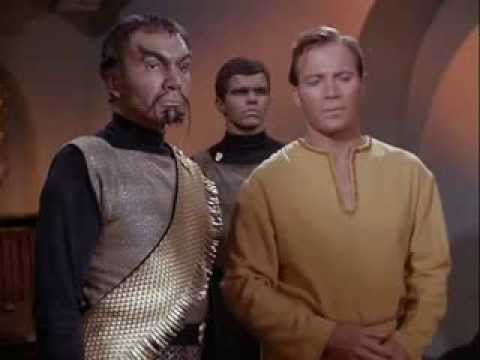 From enemies to allies, the Federation and the Klingons.