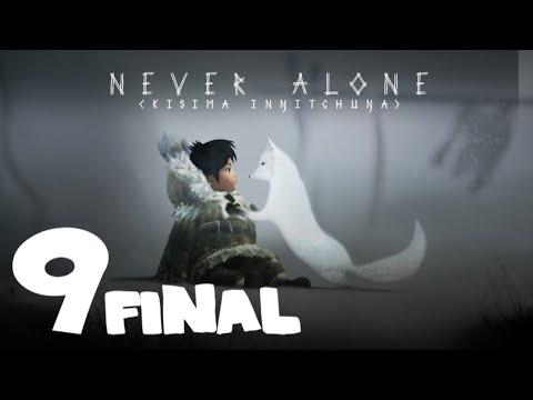 Never Alone [PS4] - Let´s Play en Español / Capítulo 9 Final