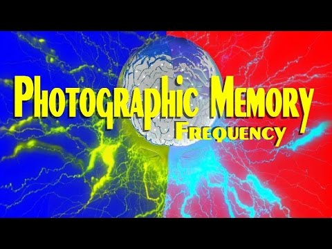 Photographic Memory FrequencyPlus Special Memory Subliminals