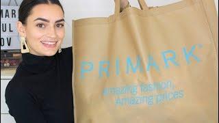Primark Try On Haul: Festive Edition! | Peexo