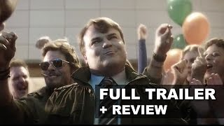 The D Train Official Trailer + Trailer Review - Jack Black 2015 : Beyond The Trailer