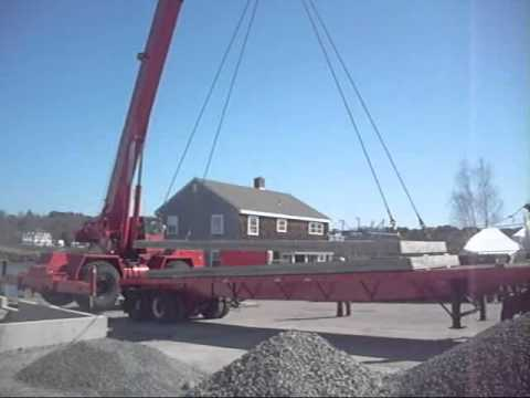 Concrete Construction Project Manchester by the Sea