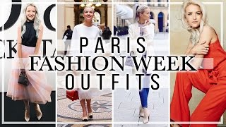 WHAT I WORE IN PARIS AND MY NEW CHANEL HANDBAG REVEAL Paris Fashion Week Outfits 7 PARIS FASHION OUTFITS What I Wore in Paris  My New Chanel In this video I talk you through all the amazing pieces I wore while in Paris for Fashion ...