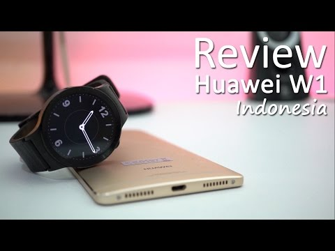 Review Smartwatch Huawei W1 Indonesia